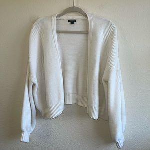 Wild Fable Cream Sweater Cardigan